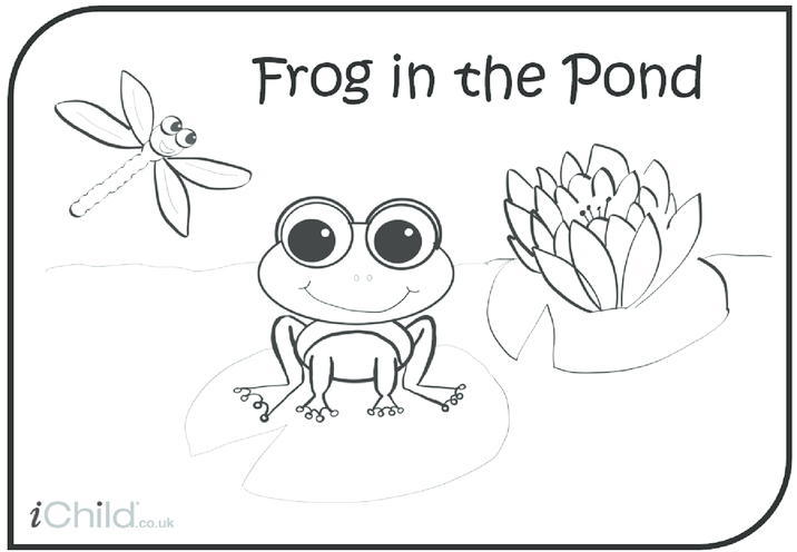 Thumbnail image for the Frog in the Pond activity.