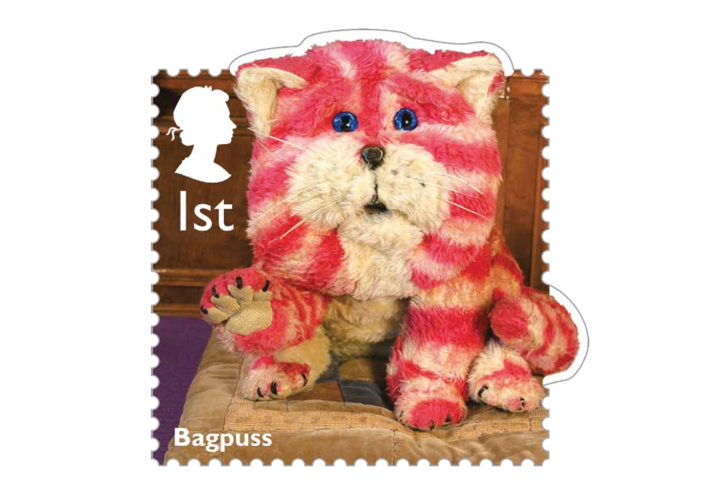 Thumbnail image for the Stamp Image - Bagpuss activity.