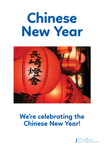 Thumbnail image for the Chinese New Year - Photo Poster activity.