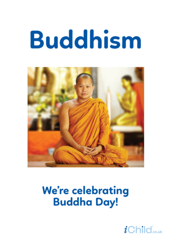 Thumbnail image for the Buddha Day 2 - Photo Poster activity.