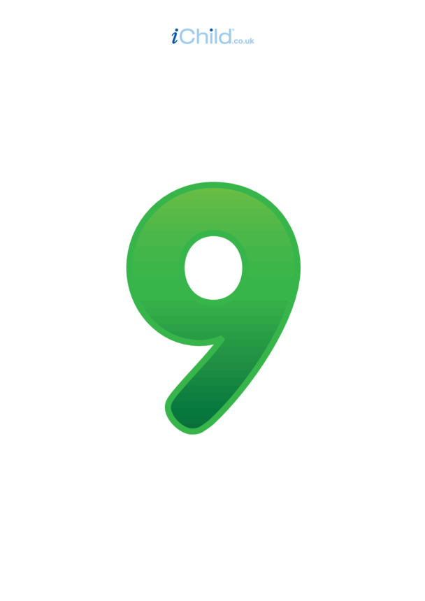 09: Number 9 - Poster