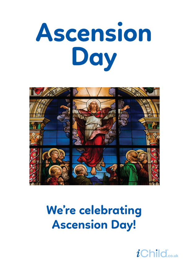 Ascension Day - Photo Poster