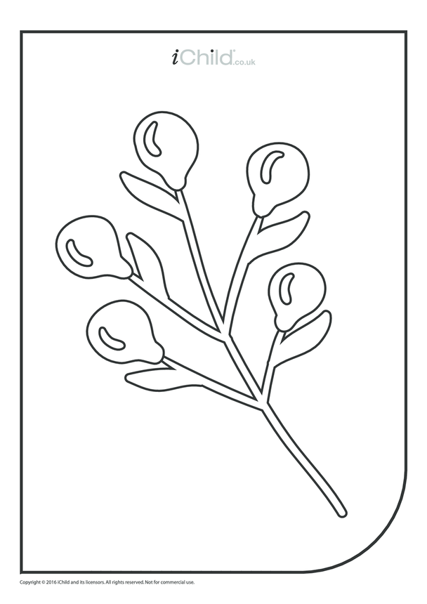 Decoration Colouring in Picture