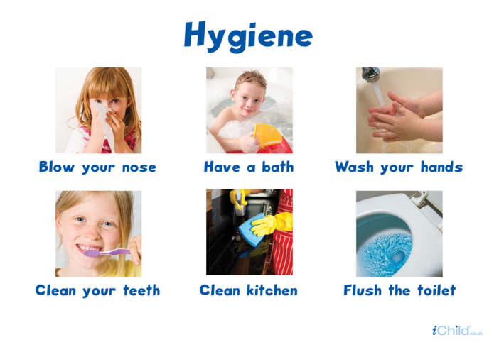 Thumbnail image for the Hygiene Poster activity.