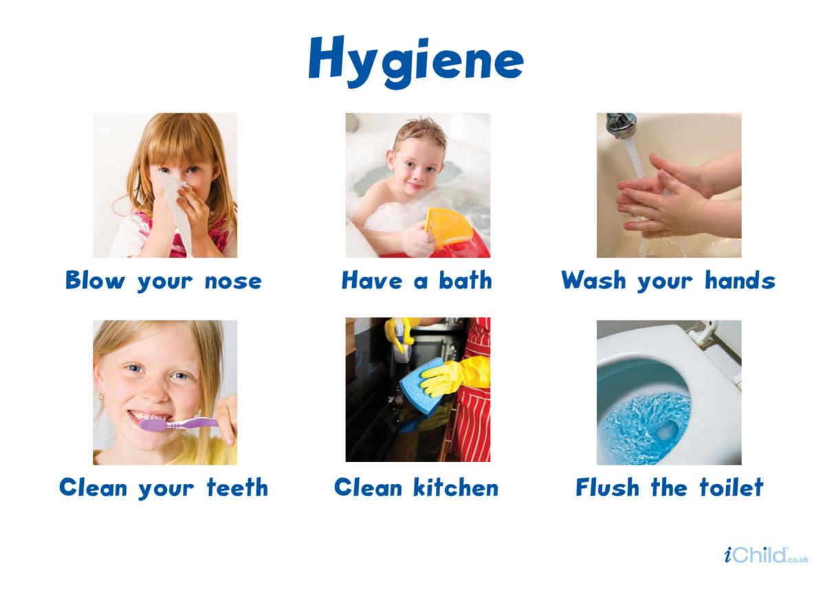 Hygiene Poster