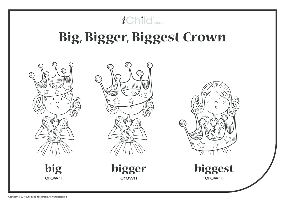 Big, Bigger, Biggest Crown