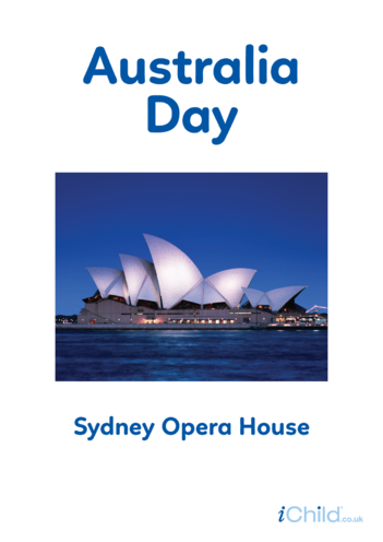 Thumbnail image for the Australia Day - Photo Poster activity.