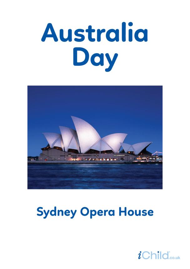 Australia Day - Photo Poster