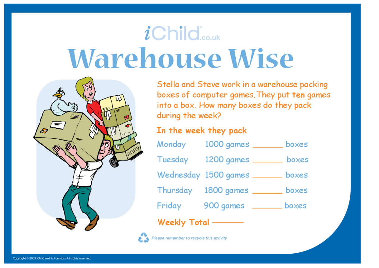 Warehouse Wise