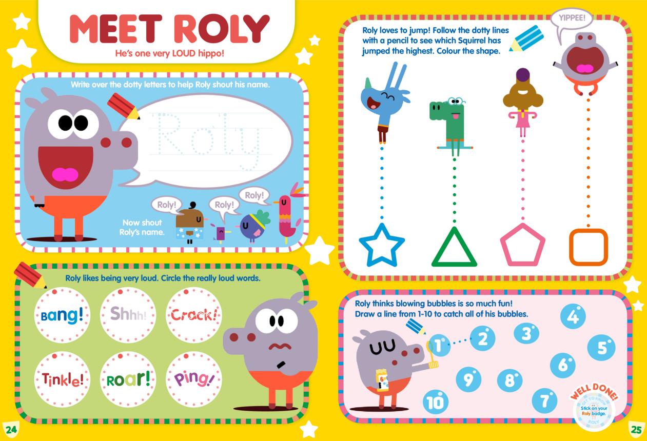 Meet Roly