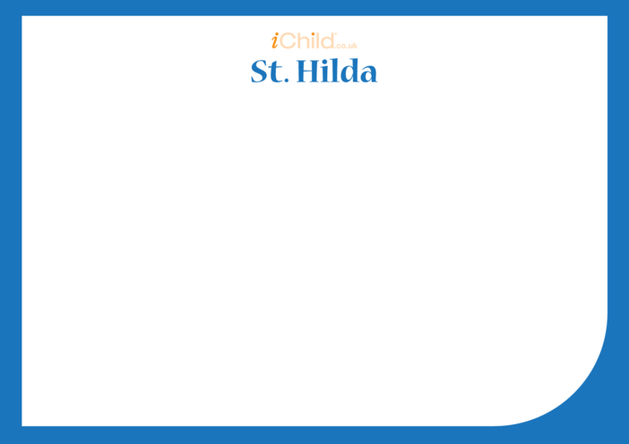 Thumbnail image for the St. Hilda Blank Drawing Template activity.