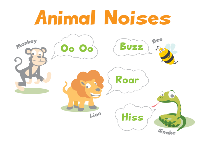 Thumbnail image for the Animal Noises 2 - Signs & Poster activity.
