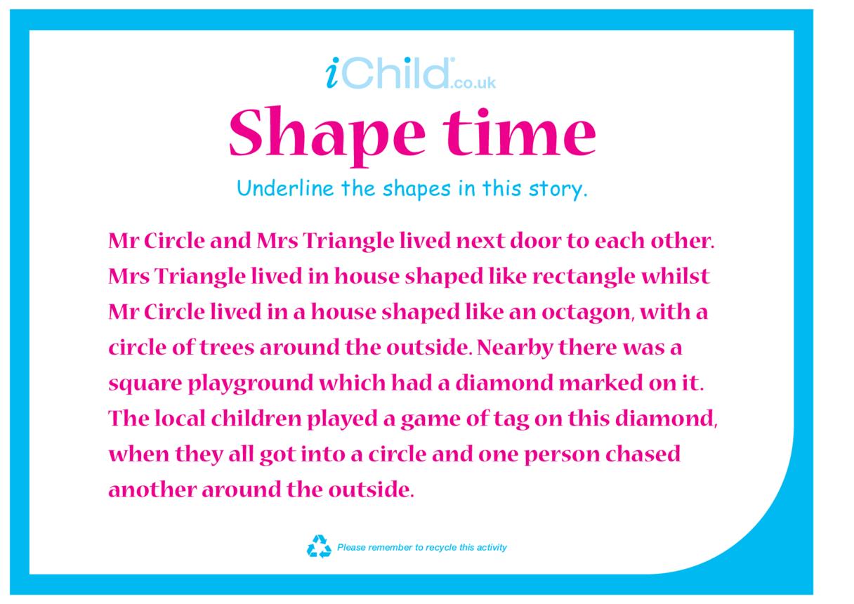 Shape Time