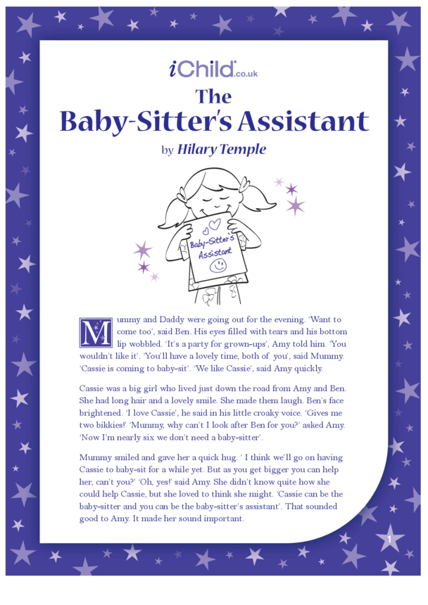 The Babysitter's Assistant