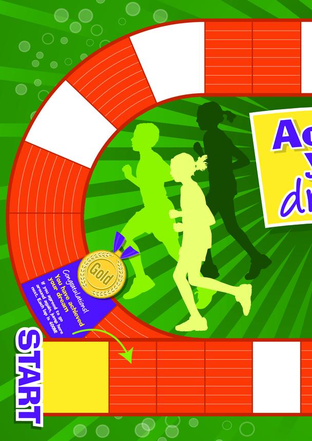 Secondary 5) Achieve Your Dream- Game A3