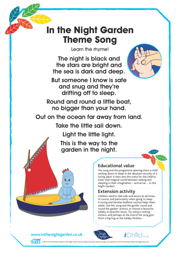 In the Night Garden Theme Song
