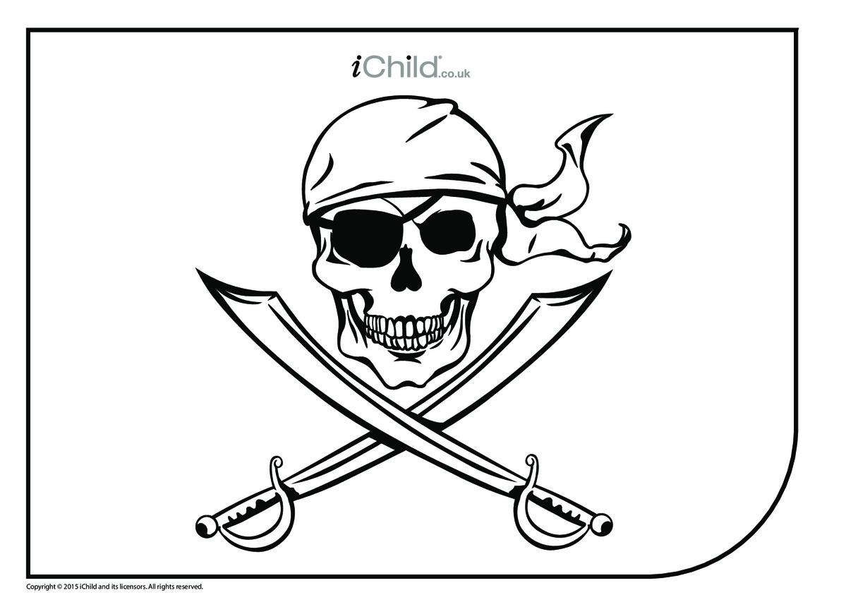Skull & Cross Bones Flag
