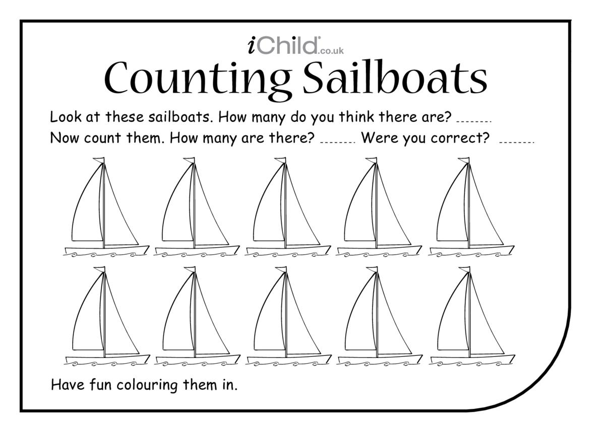 Counting Sailboats