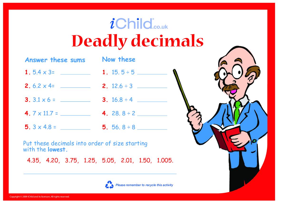Deadly Decimals