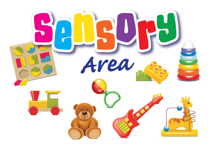 Thumbnail image for the Sensory Area - Signs & Posters activity.