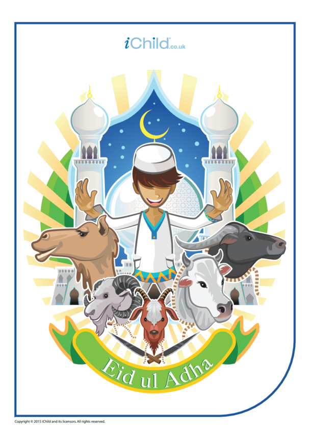 Eid ul-Adha Poster