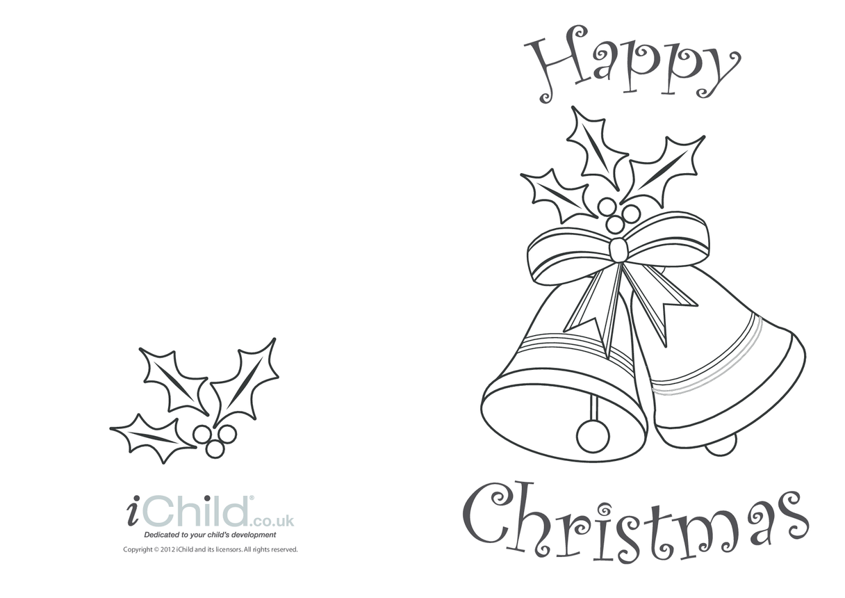 Christmas Card- Bells