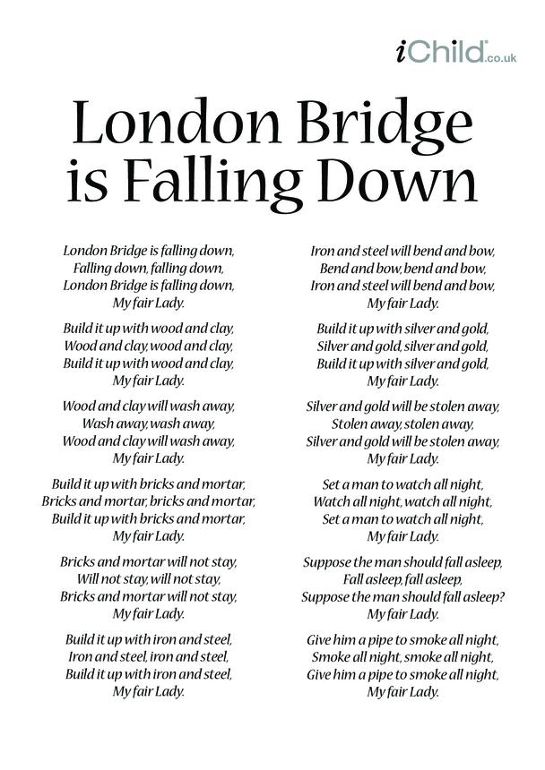 London Bridge Lyrics