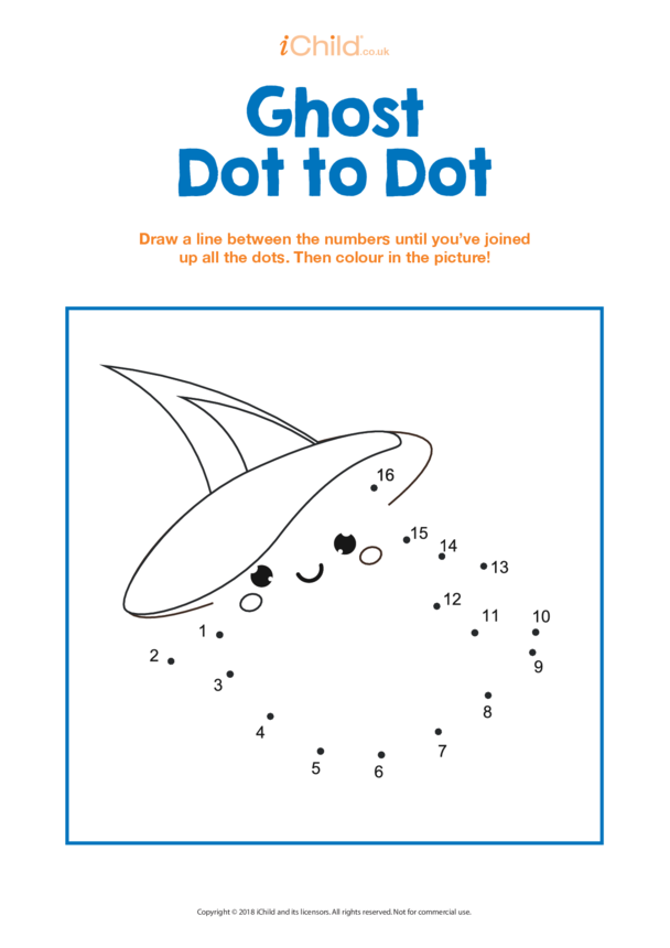 Ghost Dot to Dot