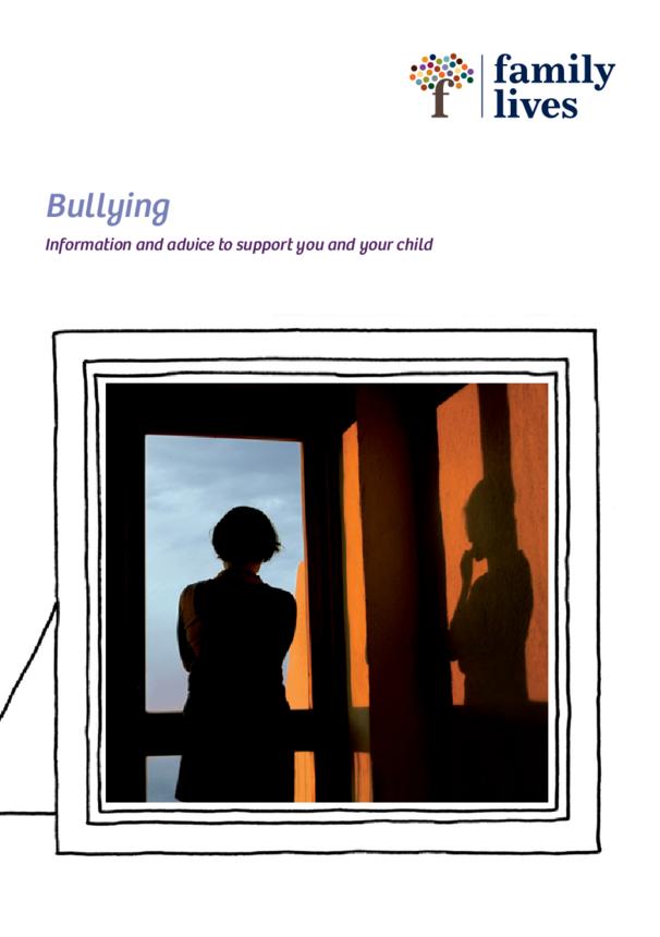 Bullying Information Sheet: Advice