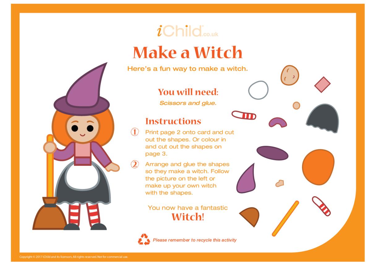 Make a Witch Craft