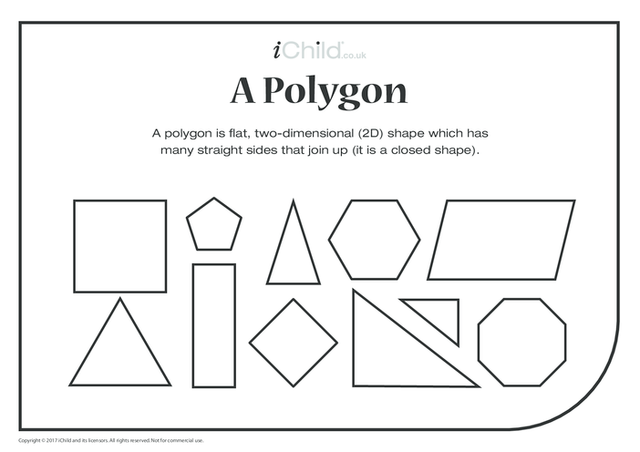 Thumbnail image for the A Polygon activity.
