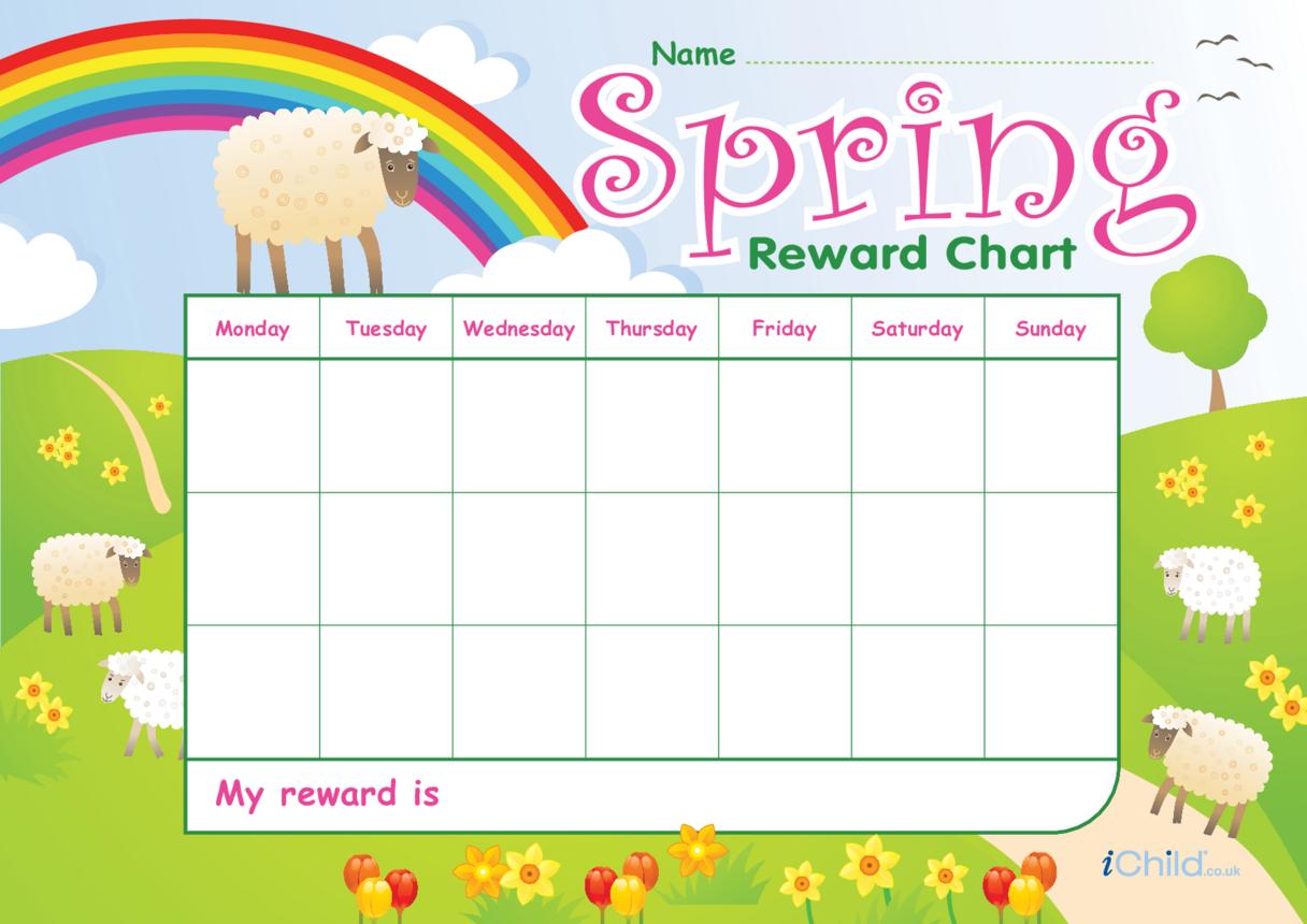 Spring Reward Chart