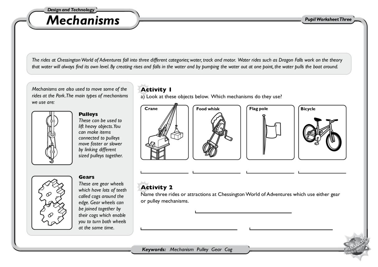 D&T Mechanisms: KS1 and KS2