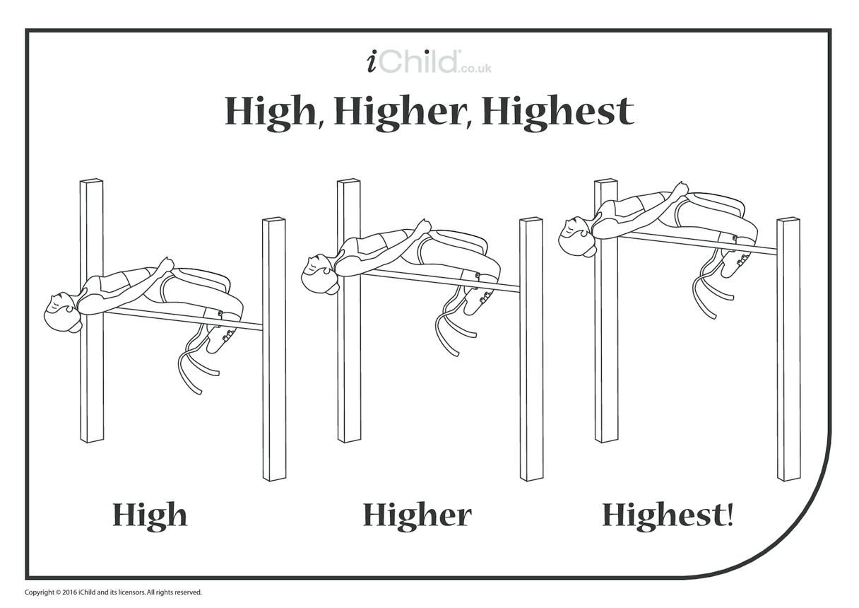 High, Higher, Highest - High Jump