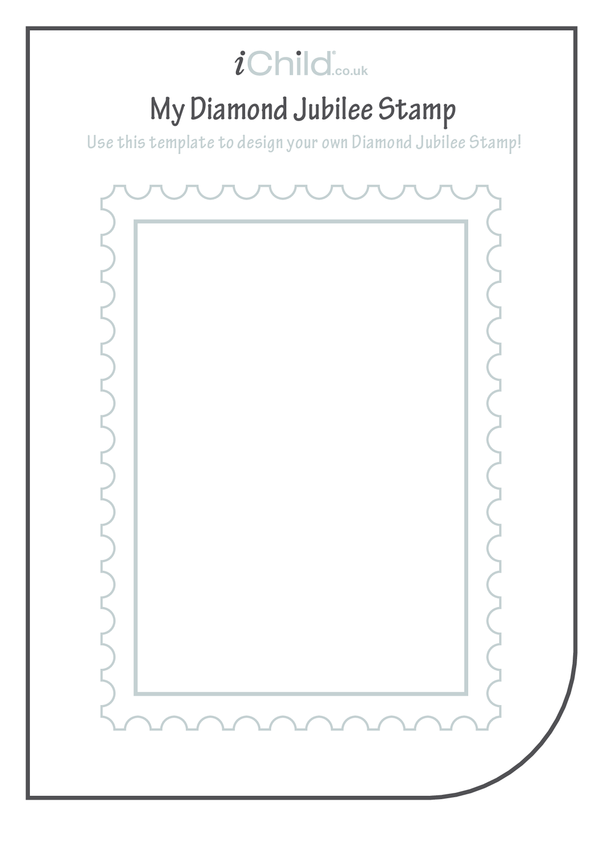 Design Your Own Diamond Jubilee Stamp