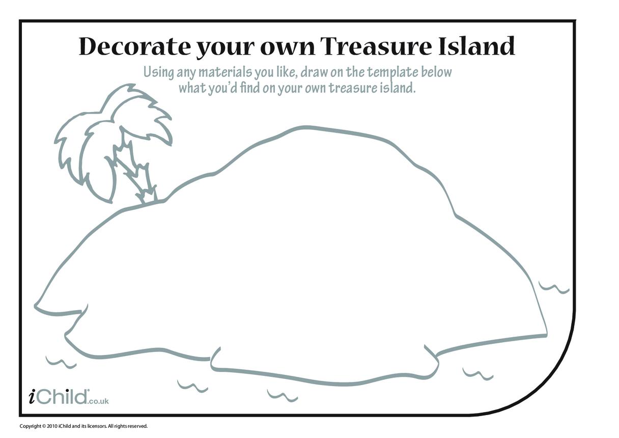 Design a Treasure Island