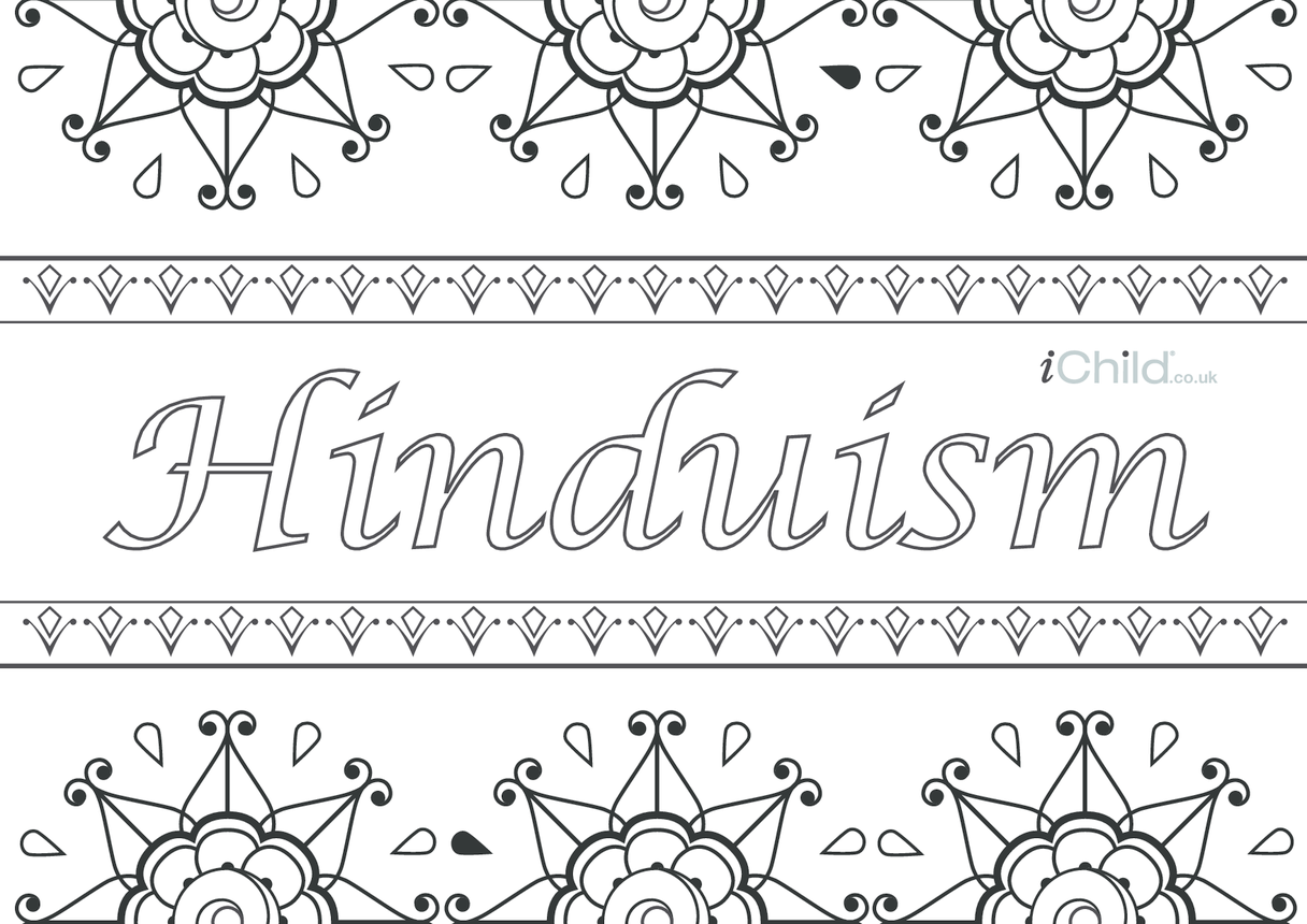 Hinduism Poster