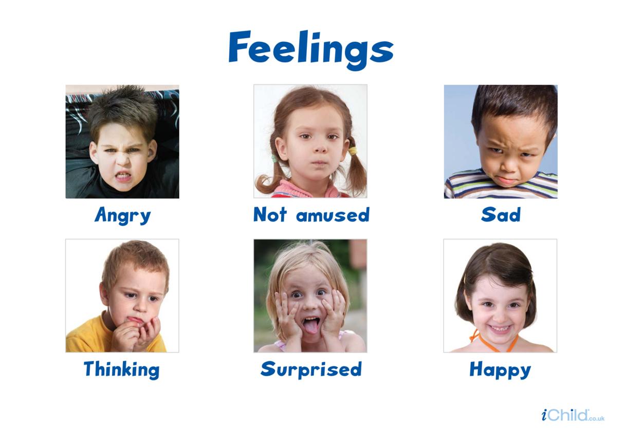 Feelings (with Description)