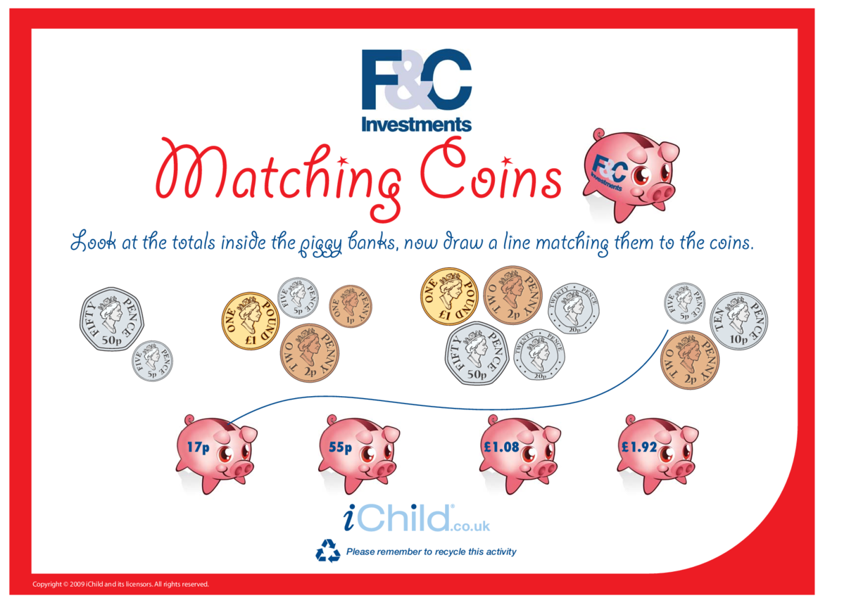 Matching Coins