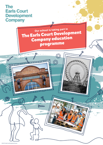 Thumbnail image for the Earls Court Activity: Taking Part Poster activity.