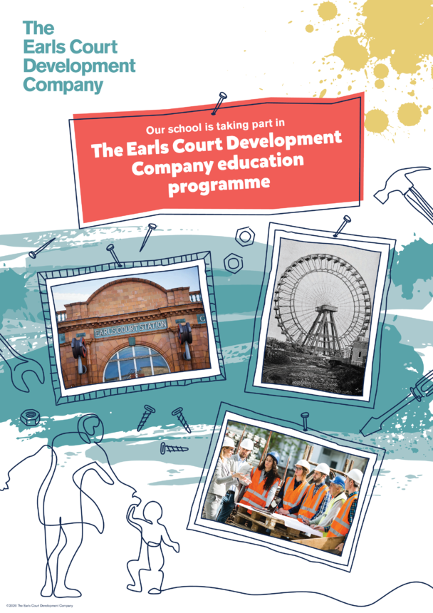 Earls Court Activity: Taking Part Poster
