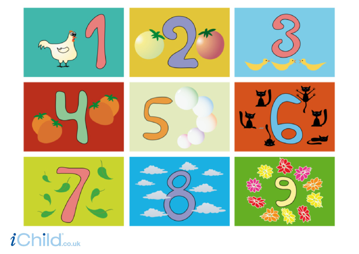 Numbers Sheet