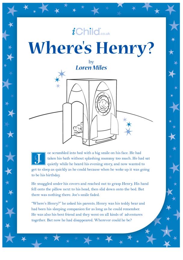 Where's Henry?