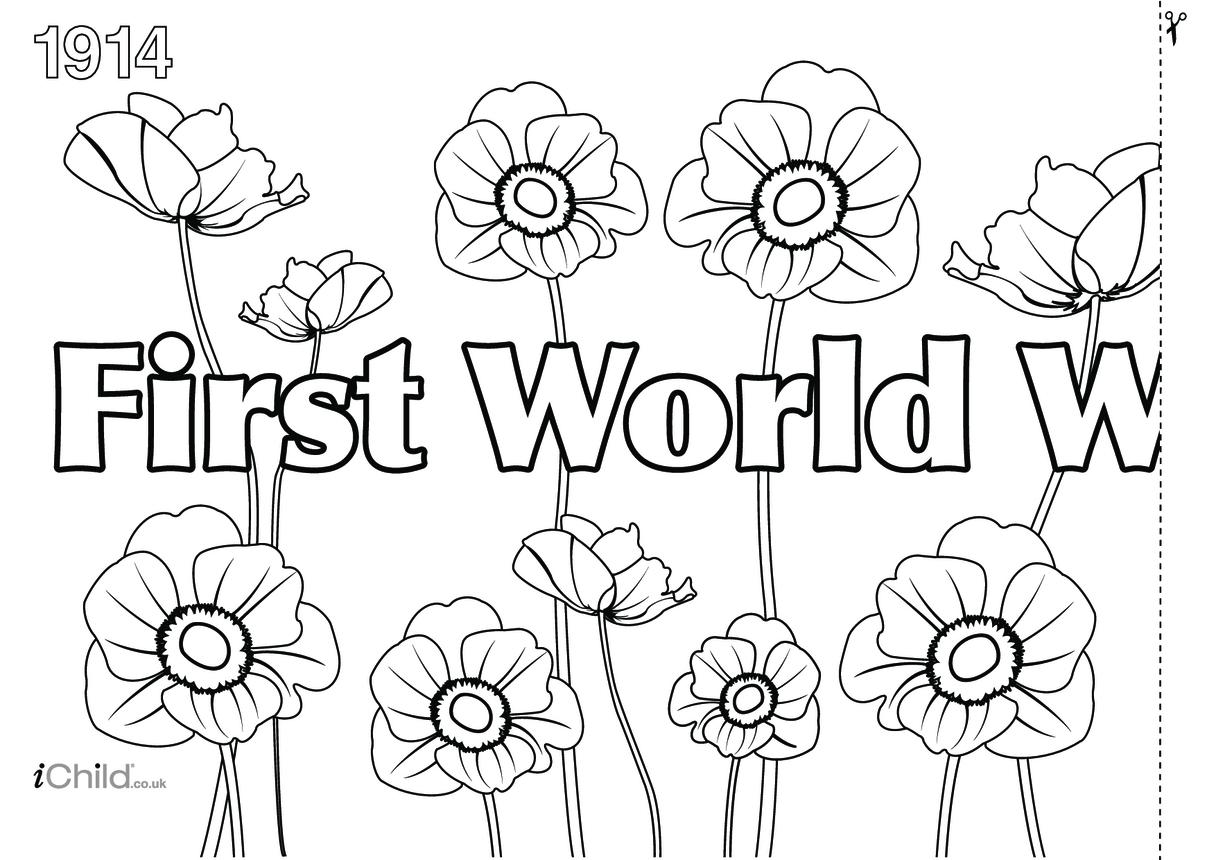 First World War Centenary Banner