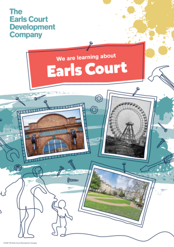 Thumbnail image for the Earls Court Activity: Classroom Learning Poster activity.