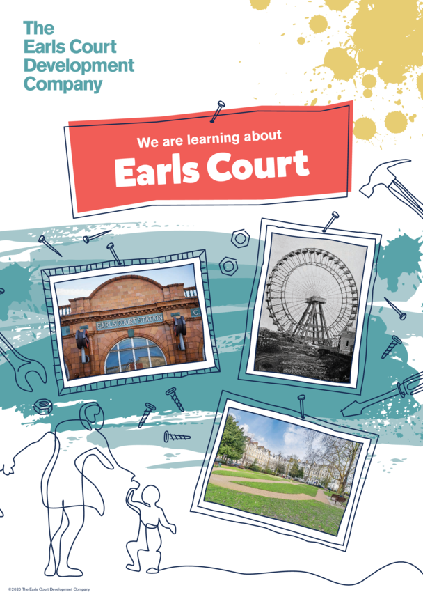 Earls Court Activity: Classroom Learning Poster