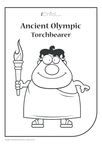 Thumbnail image for the Ancient Torchbearer activity.