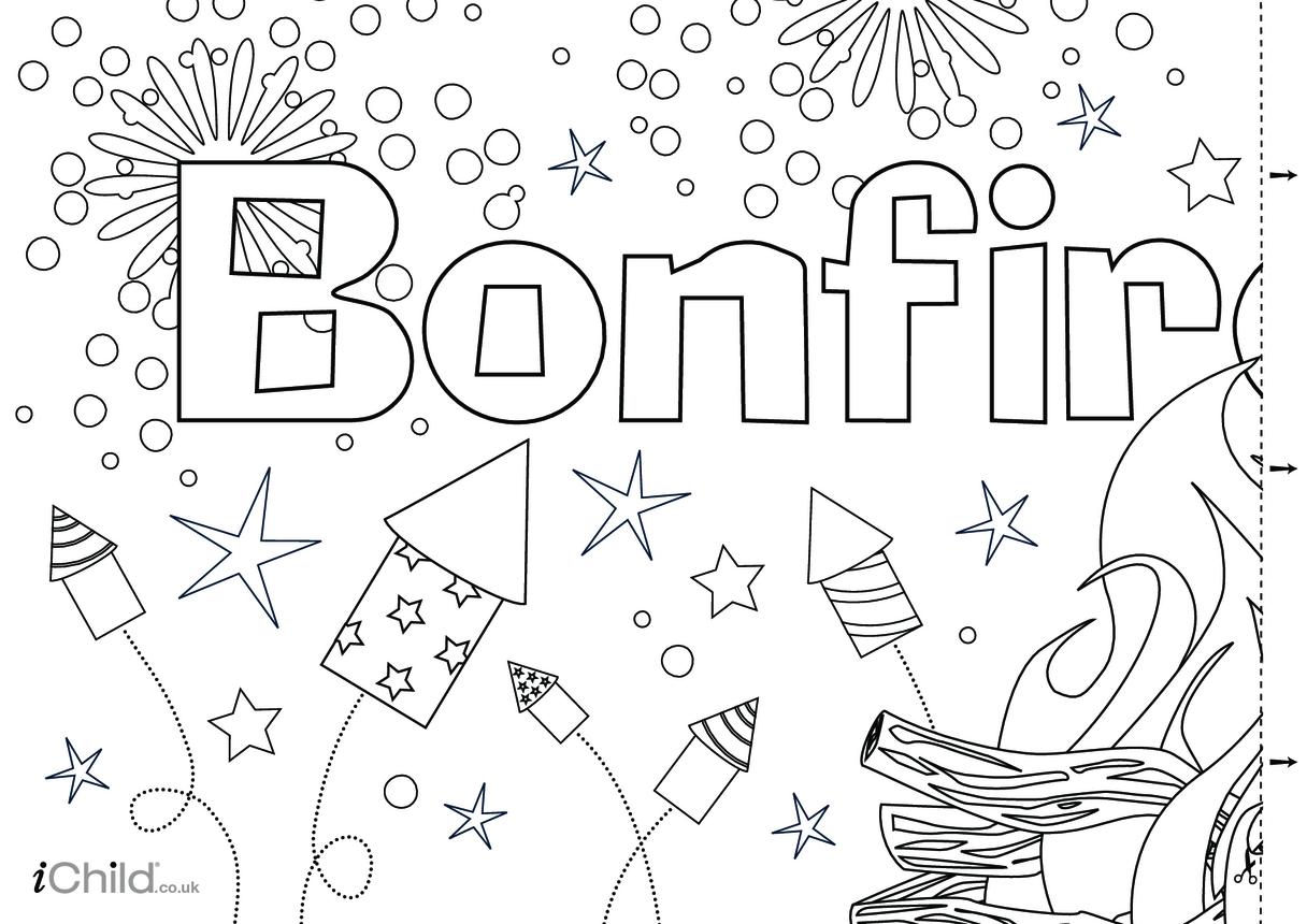 Bonfire Night Banner