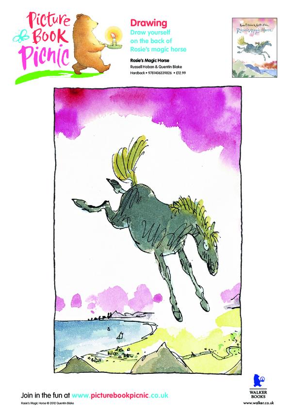Rosie's Magic Horse