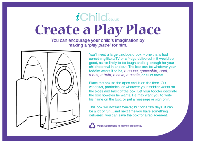 Thumbnail image for the Create a Spaceship activity.